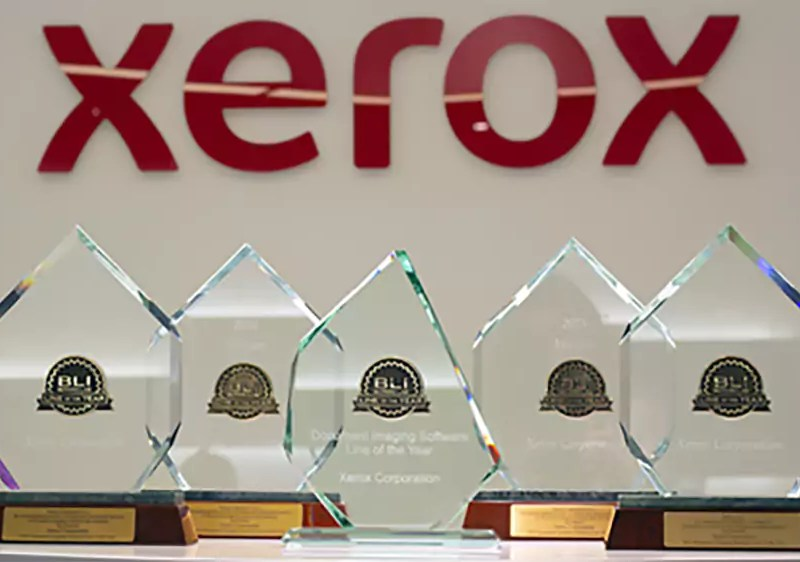 XEROX Wins Outstanding Achievement Awards