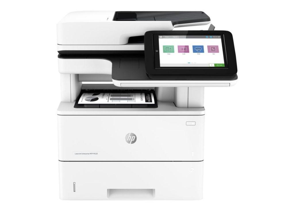 HP LaserJet Enterprise B&W MFP M528dn