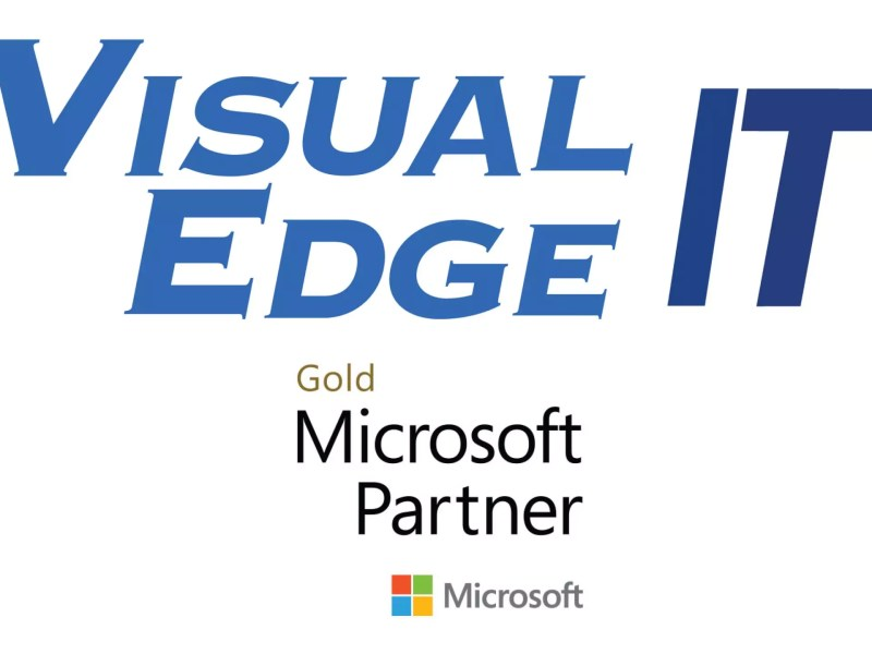 Visual Edge IT is now a Microsoft Gold Partner