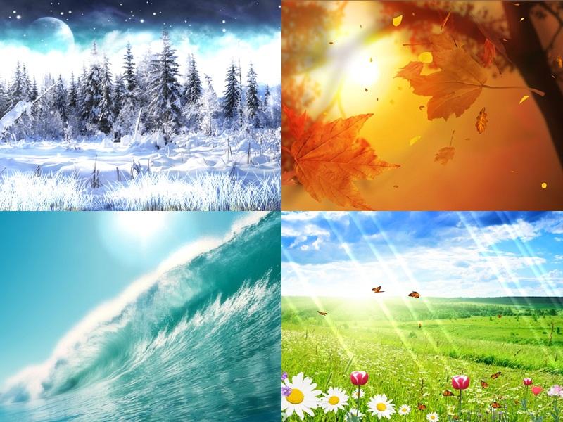 الفصول الاربعة بالصور اجمل صور طبيعية لتغيرات الفصول صوري