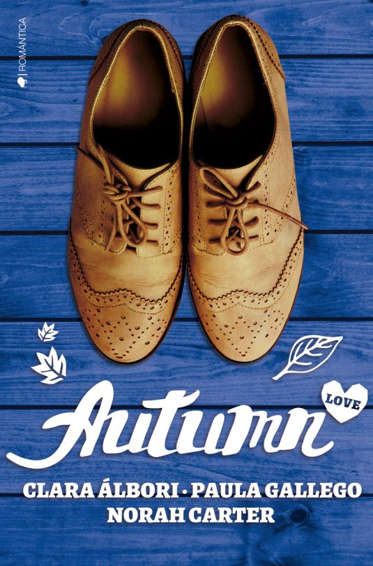 autumn love (a year of love 4)-clara albori-norah carter-paula gallego-9788416384860