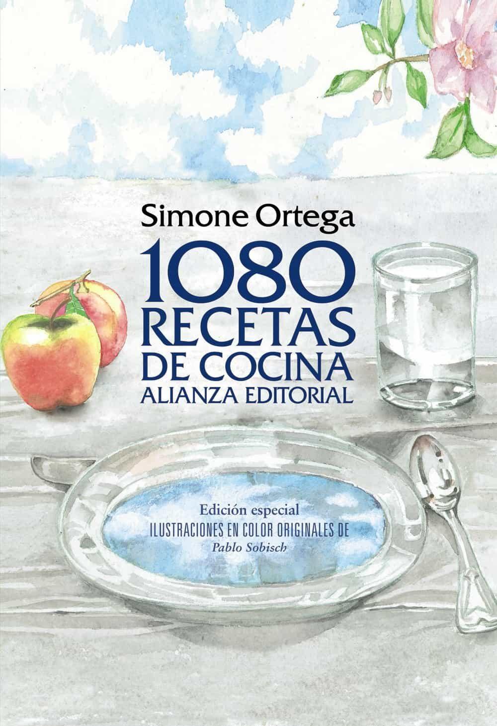 1080 RECETAS DE COCINA  SIMONE ORTEGA  Comprar libro
