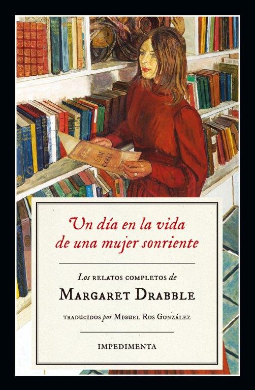 un día en la vida de una mujer sonriente-margaret drabble-9788416542796