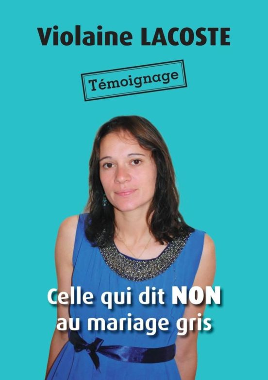 Celle Qui A Dit Non : celle, Ebook, CELLE, MARIAGE, EBOOK, VIOLAINE, LACOSTE, Libro