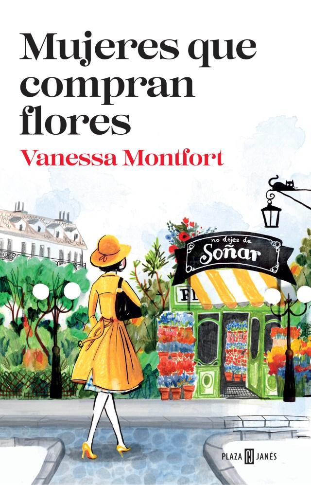 mujeres que compran flores-vanessa montfort-9788401017308