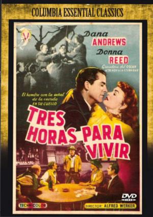 TRES HORAS PARA VIVIR DVD de Alfred Werker