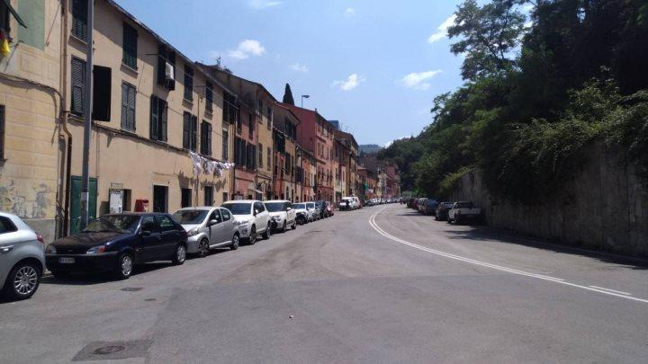Casa Indipendente In Vendita A Genova Via Romana Di Quarto