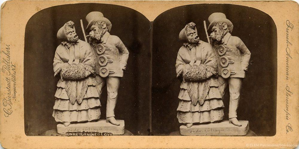 Images stéréoscopiques Bierstadt Charles