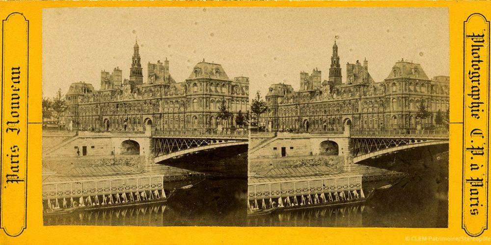 Images stéréoscopiques C.P.