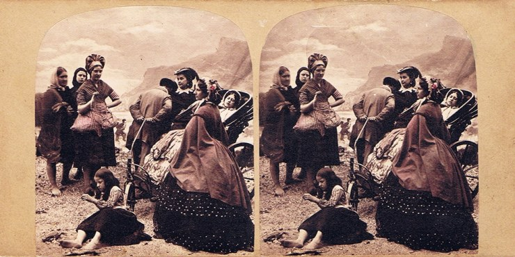 Images stéréoscopiques /Gebhardt, Rottmann & Co.