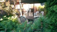 Rent a house with garden terrace, parking and few ...