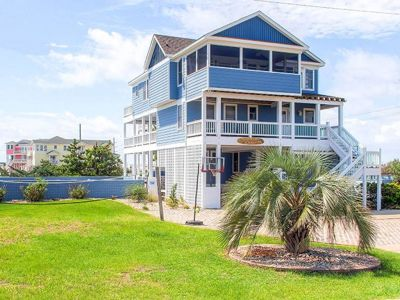 Island Breeze: 5 BR / 5.1 BA ocean view... - HomeAway Cape ...