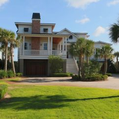 Beach Chair Rental Isle Of Palms Retro Diner Table And Chairs Oceanfront Home With Pool Spa Large Kitchen Vrbo