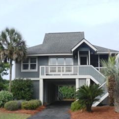 Beach Chair Rental Isle Of Palms Kids Bungee Beautifully Renovated Vacation Home In... - Vrbo
