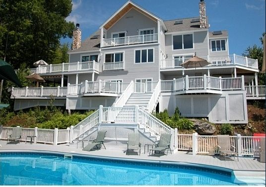 Sunday River Home  The Heights w Pool  HomeAway Newry