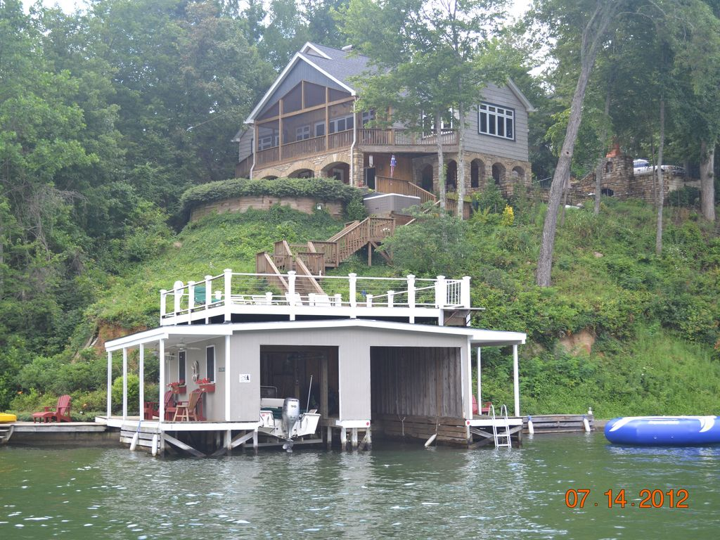 Spectacular Lakefront Home W Breathtaking  VRBO