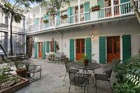 French Quarter Slave Quarters Bungalow