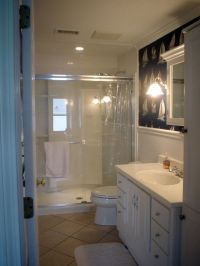 Bathrooms Without Tubs | Interior Decorating
