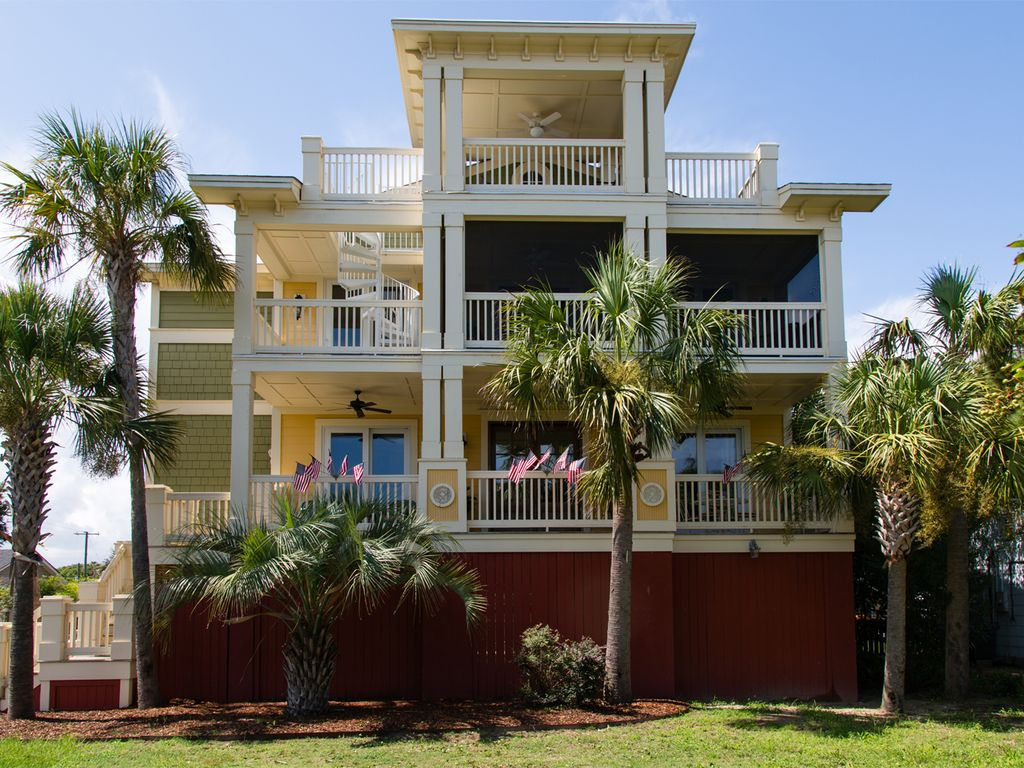 beach chair rental isle of palms ikea covers discontinued ocean 39s song gorgeous 5br 6ba pool elevator vrbo