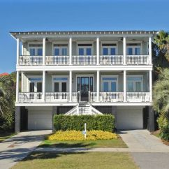 Beach Chair Rental Isle Of Palms High Bar Chairs With Arms Palm Boulevard 3103: 5 Br / 4.25 Ba Home In... - Vrbo