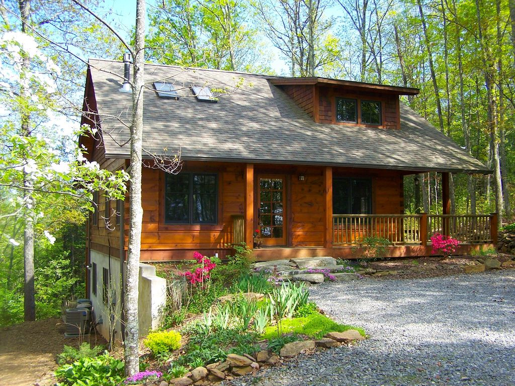 Asheville Vacation Rental  VRBO 675888  3 BR Smoky