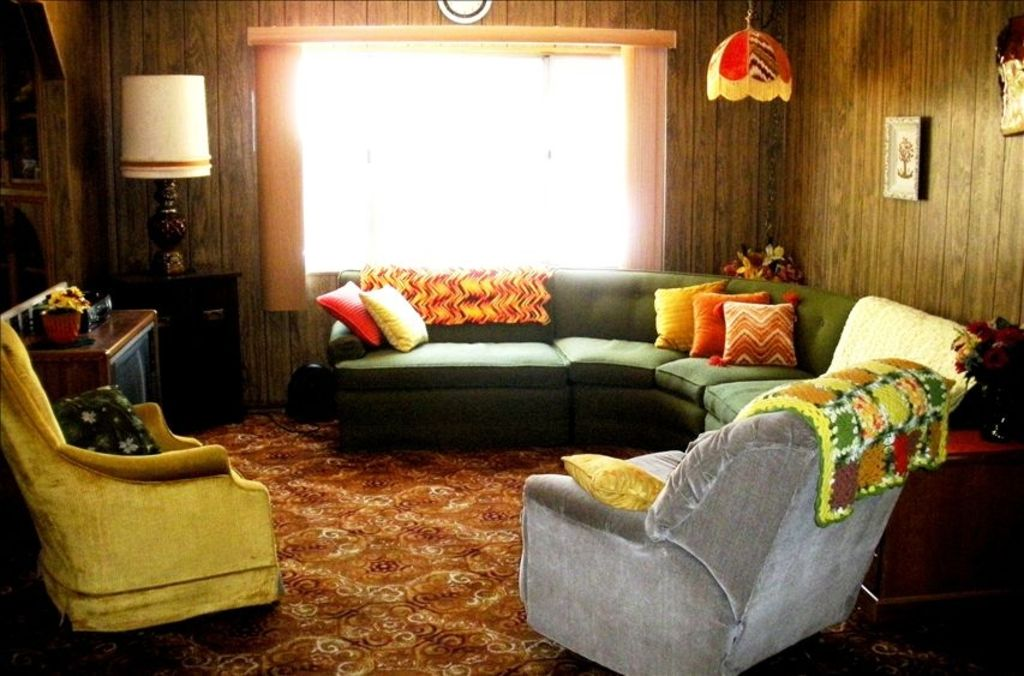 Living Rooms 70s