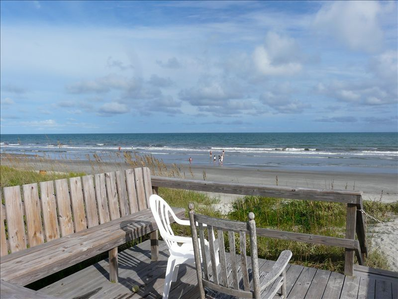 beach chair rental isle of palms covers garden vacation - vrbo 264477 4 br house in sc, for the ...