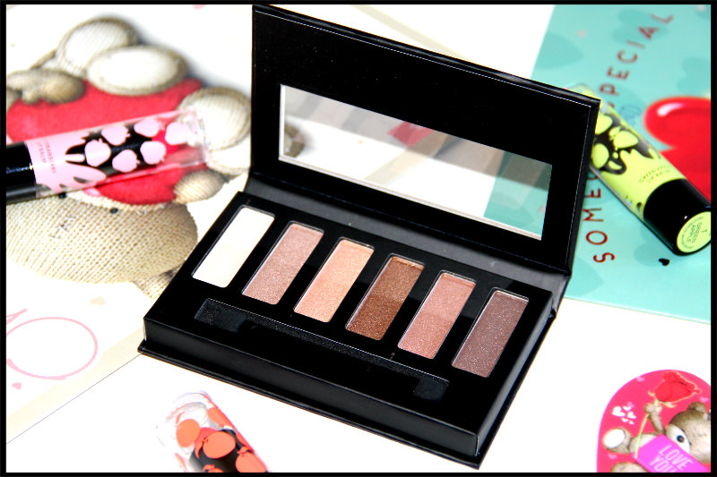 COLLECTION's Eyes Uncovered Nude Bronze Eyeshadow Palette Review/Swatch (3/6)