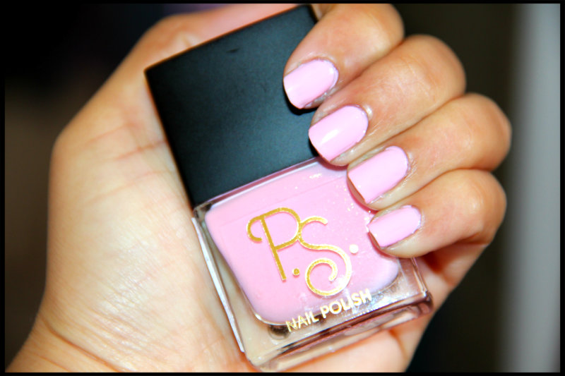 Primark P.S. Love Nail Polishes Review/Swatch (5/6)