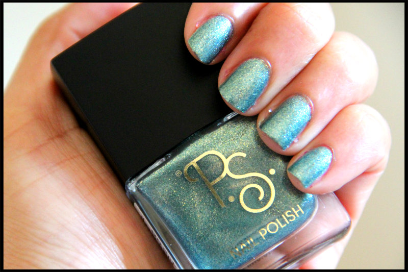 Primark P.S. Love Nail Polishes Review/Swatch (6/6)