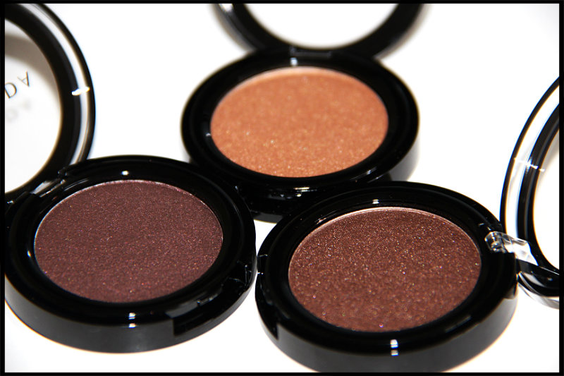 Mesauda Milano Cosmetics Pure Shadows In Pearly Compact Eyeshadows Review/Swatch (5/6)