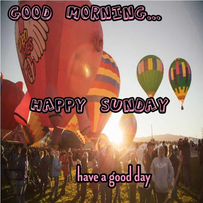 good Sunday wishing images