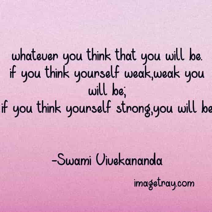 best quote of all time from swami Vivekananda quotes