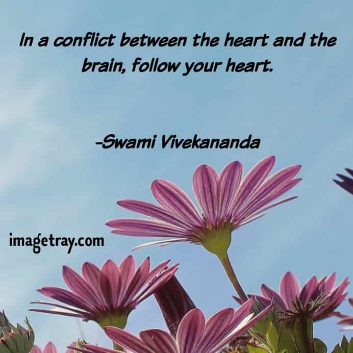nice motivational quote on swami Vivekananda quotes
