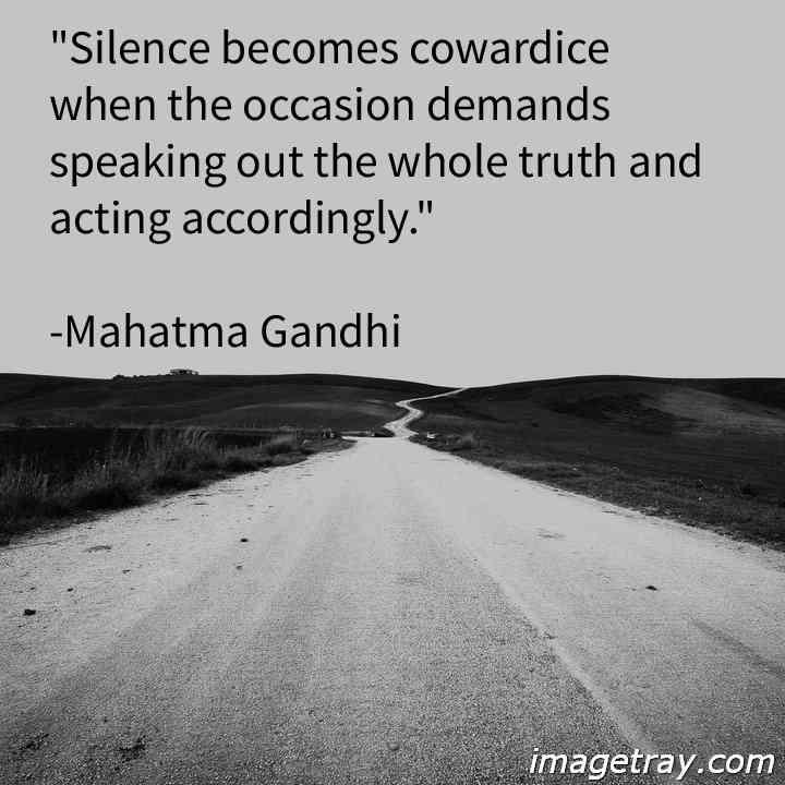 MAHATMA QUOTES ON TRUTH