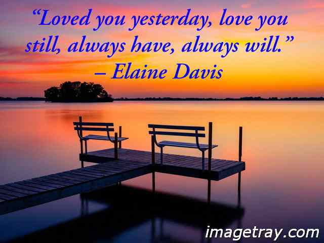 love quotes for all times