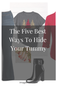 Clothing tricks that actually hide your belly!