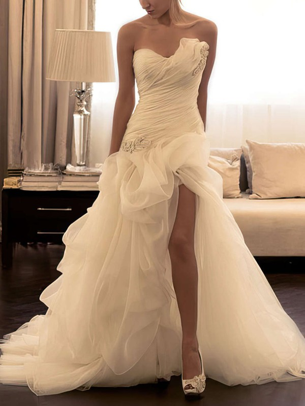 Sexy Mermaid Sweetheart Dress for Bridal