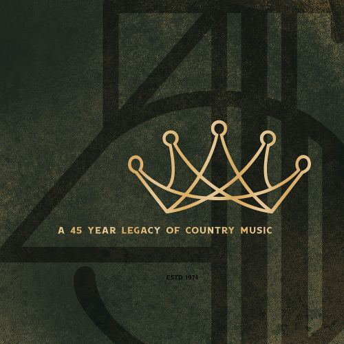 VA - A 45 Year Legacy of Country Music (2019) [FLAC] Download