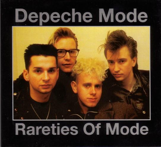 Depeche Mode - Rareties Of Mode (2001) [FLAC] Download