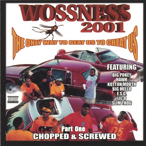Woss Ness - The Only Way To Beat Us To Cheat Us (2001) [FLAC] Download