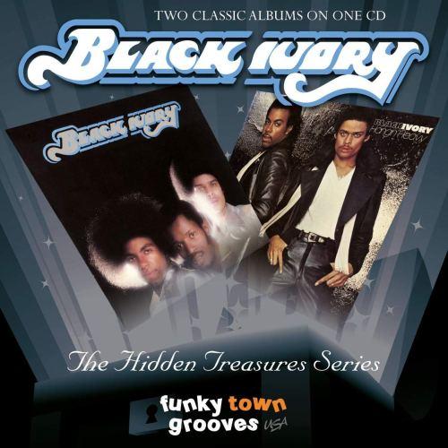Black Ivory - Black Ivory / Hangin' Heavy (2012) [FLAC] Download