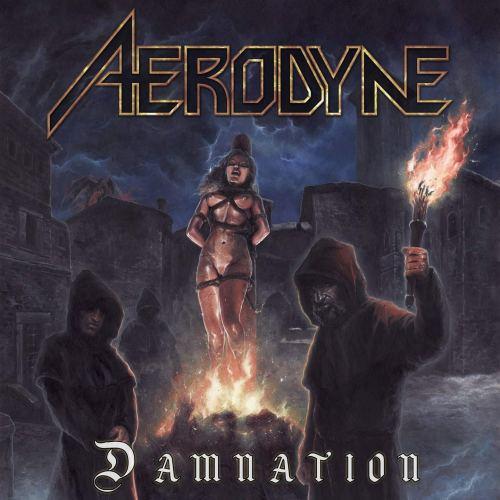 Aerodyne - Damnation (2019) [FLAC] Download