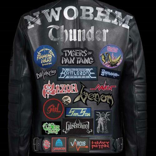 VA - NWOBHM Thunder  New Wave Of British Heavy Metal 1978-1986 (2020) [FLAC] Download