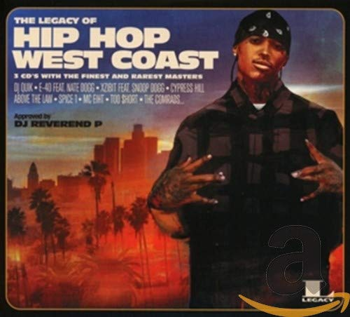 VA - The Legacy Of Hip Hop West Coast (2016) [FLAC] Download