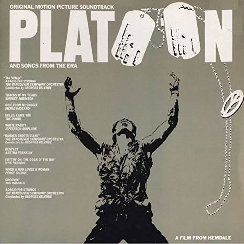 """VA - Original Motion Picture Soundtrack """"Platoon"""" And Songs From The Era (1987) [FLAC] Download"""