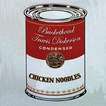 Buckethead, Travis Dickerson - Chicken Noodles (2006) [FLAC] Download