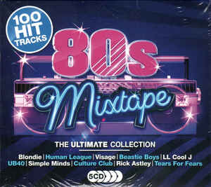 VA - 80s Mixtape The Ultimate Collection (2017) [FLAC] Download