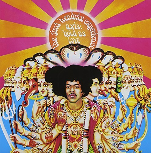 The Jimi Hendrix Experience - Axis: Bold As Love (2010) [FLAC] Download