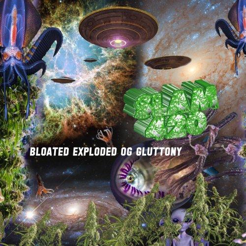 Slam420 - Bloated Exploded OG Gluttony (2020) [FLAC] Download